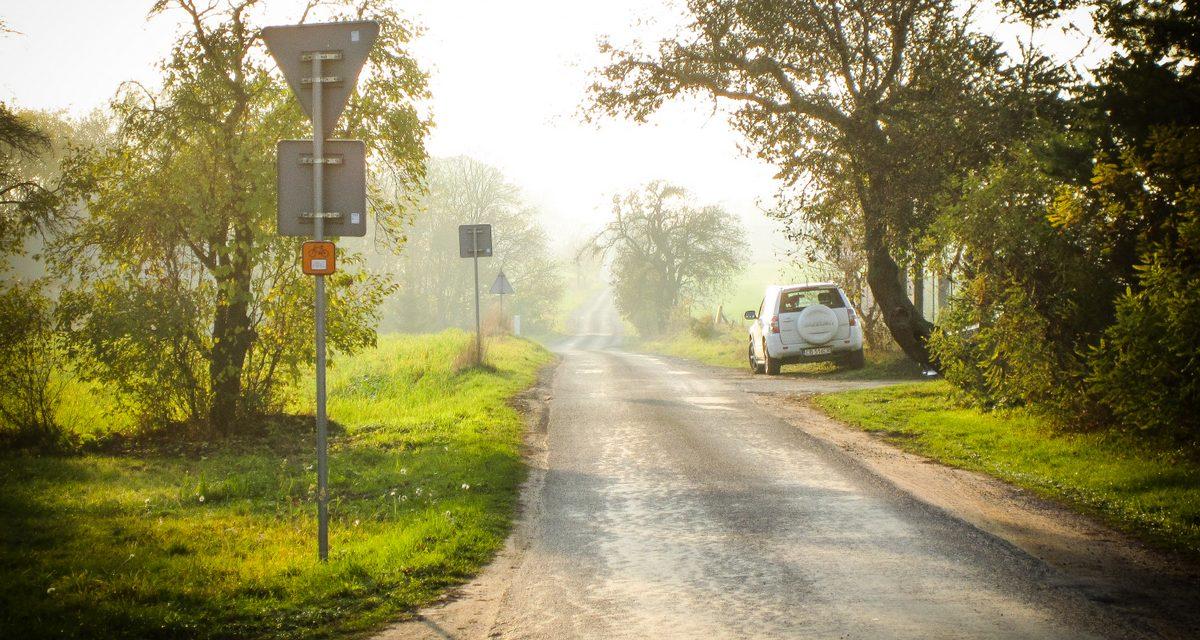 Okolice Bydgoszczy rowerem i pociągiem