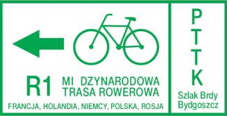 Szlak_Rowerowy_R_tabliczka_prosto