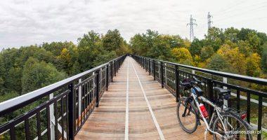 Most kolejki wąskotorowej