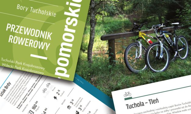 Przewodnik rowerowy po Borach Tucholskich w pdf (darmowy)