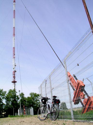 300 m maszt w Trzeciewcu