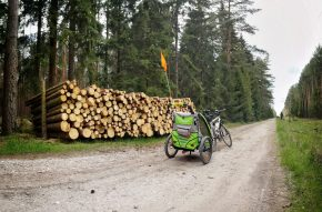 Poza szlakiem Kaszubskiej Marszruty – dobrej jakości drogi leśne