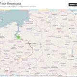 Interaktywna mapa Wiślanej Trasy Rowerowej