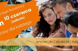 Rowerowy weekend w Cekcynie – 10 czerwca 2017