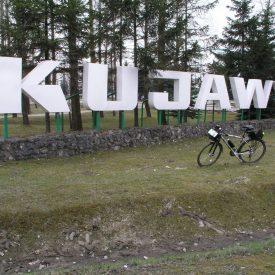 Rower kupiony z myślą o kujawsko-pomorskich równinach