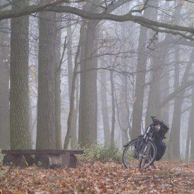 Jesienna próba wyprawy > 100km