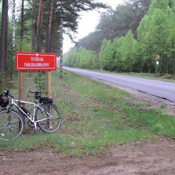 Pierwszy wyjazd > 200km w 2010 r.