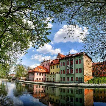 Bydgoszcz pełna jest takich ciekawych miejsc