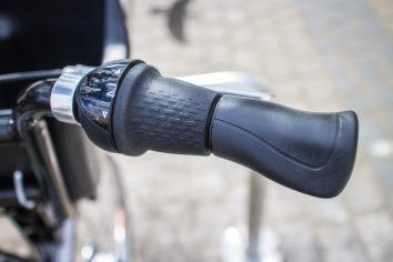 Rowery wyposażone są w 7 biegów w piaście