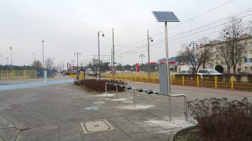 Bydgoski Rower Aglomeracyjny – stacja Zawisza
