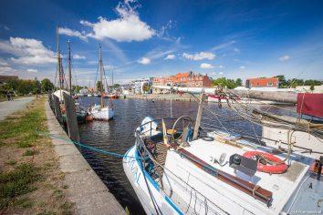 Greifswald – przystań