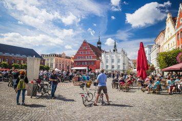 Greifswald – rynek