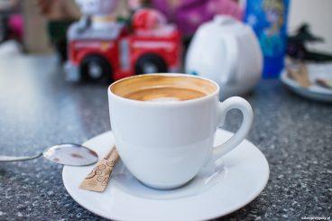 Poobiednia kawa