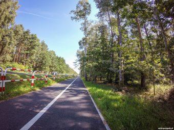 Trasa z Mrzeżyna do Kołobrzegu