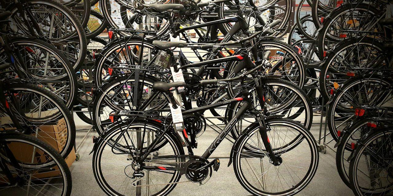 Przegląd oferty rowerów turystycznych – Kross 2019