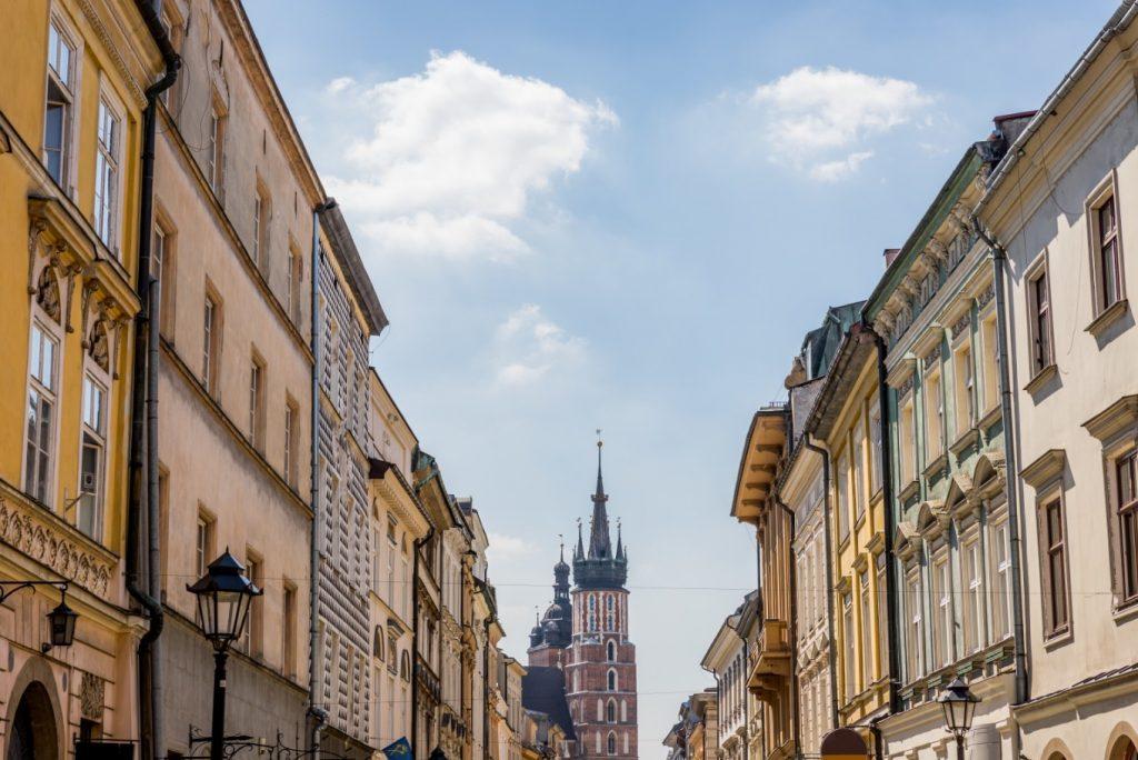 Gdzie warto zatrzymać się w Krakowie - Noclegi w Krakowie