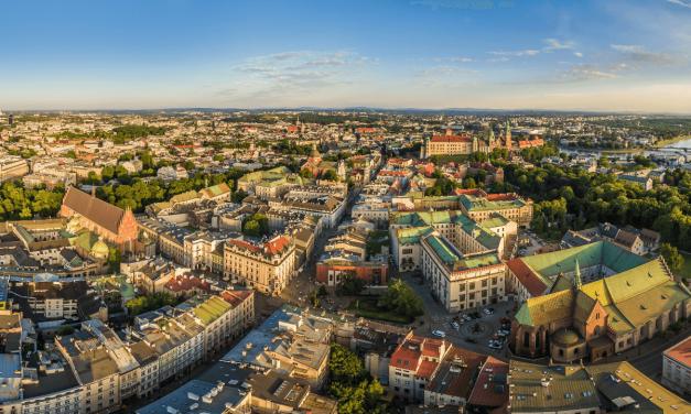 Magnetyczny urok Krakowa