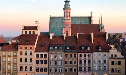 Warszawa – ciekawy kierunek na rowerowy urlop. Jak atrakcyjnie spędzić w niej czas?