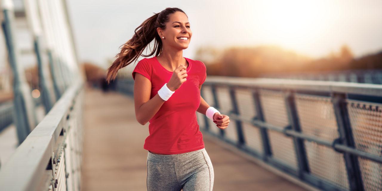 Wspomaganie podczas biegu