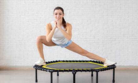 Jak trampolinę do ćwiczeń wybrać i na co zwrócić uwagę podczas jej użytkowania?