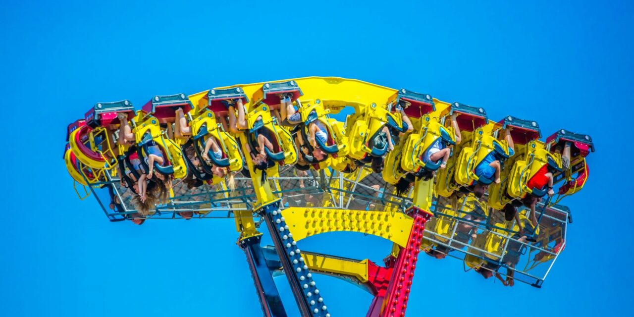 Energylandia – najbardziej ekstremalny park rozrywki w Polsce już na Ciebie czeka!