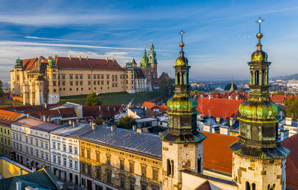 Nocleg w Krakowie – komfortowy aparthotel w świetnej lokalizacji