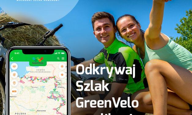 Na rowerowym szlaku GreenVelo