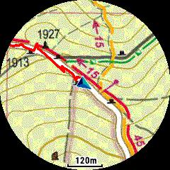 Mapa na Garmin 945