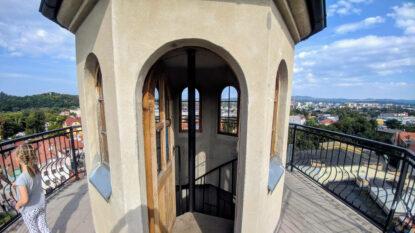 Jelenia Góra ciekawe miejsca - wieża widokowa