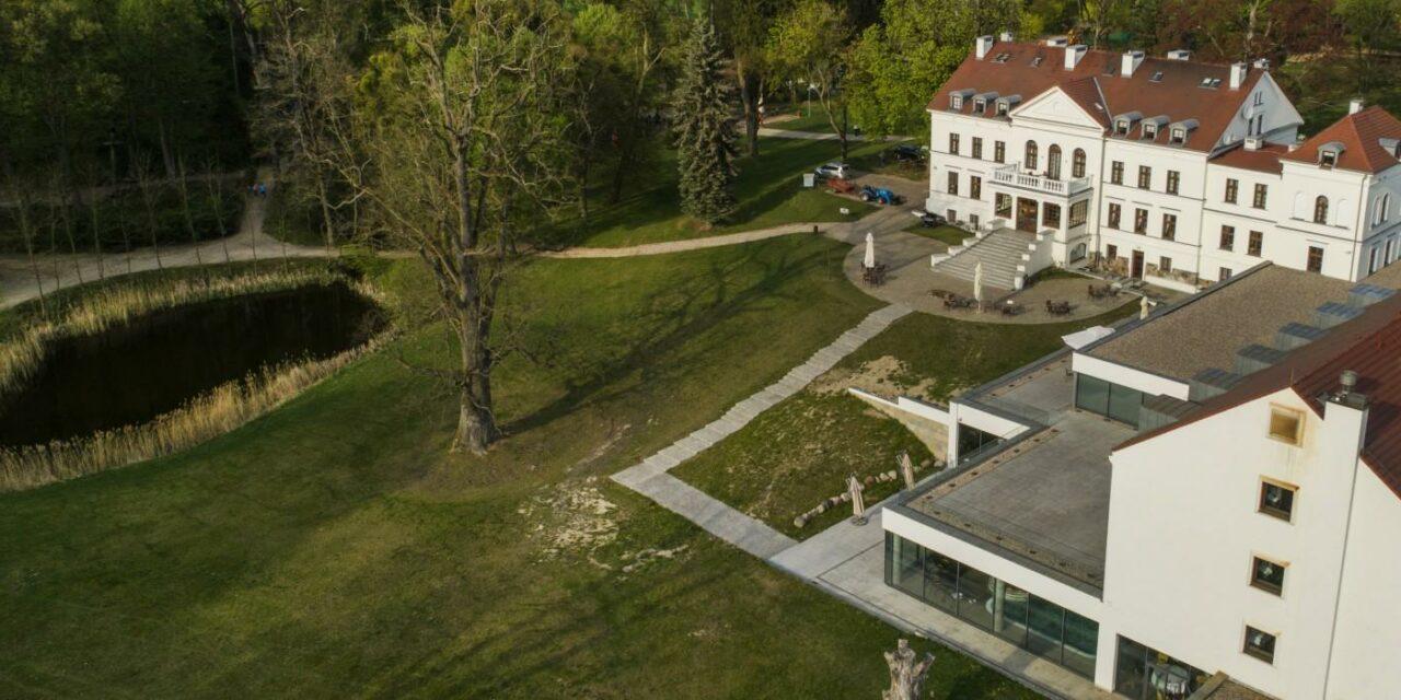 Hanza Pałac – perła Borów Tucholskich