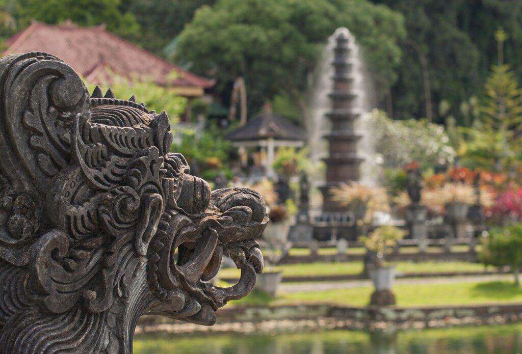 Bali Pałac na wodzie