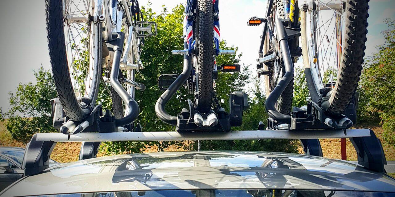 Thule 591 vs 598 – wybieramy najlepszy bagażnik rowerowy
